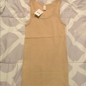 NEW Fitted J. Crew Favorite Tank